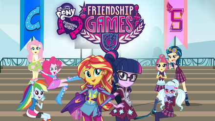 My Little Pony: Friendship Games