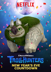 Trollhunters: New Year's Eve Countdown Netflix AR (Argentina)