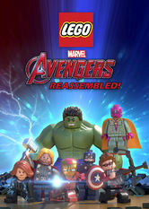 LEGO Marvel Super Heroes: Avengers Reassembled! Netflix UK (United Kingdom)